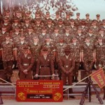 "Keith ""Sarge"" Gibbs Marine Corps Drill Instructor"